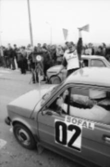 Jelenia Góra : rajd samochodowy (fot. 7) [Dokument ikonograficzny]