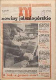 Nowiny Jeleniogórskie : tygodnik PZPR, R. 31, 1988, nr 12 (1528!)