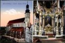 Jelenia Góra - kościół Św. Erazma i Pankracego [Dokument ikonograficzny]