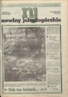 Nowiny Jeleniogórskie : tygodnik PZPR, R. 31, 1988, nr 16 (1532!)
