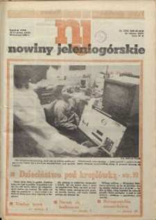 Nowiny Jeleniogórskie : tygodnik PZPR, R. 31, 1988, nr 17 (1533!)