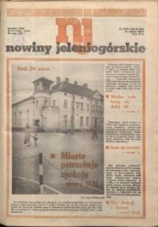 Nowiny Jeleniogórskie : tygodnik PZPR, R. 31, 1988, nr 21 (1537!)