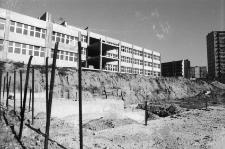 Jelenia Góra : budowa Szkoły Podstawowej nr 11 (fot. 5) [Dokument ikonograficzny]