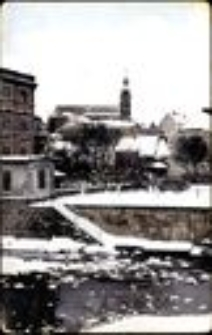 Jelenia Góra - widok na stare miasto [Dokument ikonograficzny]
