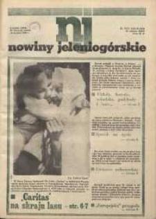 Nowiny Jeleniogórskie : tygodnik PZPR, R. 31, 1988, nr 32 (1547!)