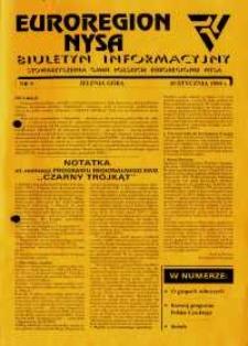 Euroregion Nysa : biuletyn informacyjny Stowarzyszenia Gmin Polskich Euroregionu Nysa, 1994, nr 5