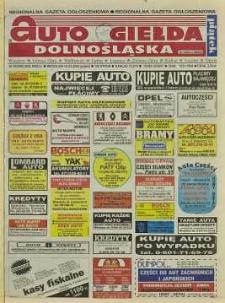 Auto Giełda Dolnośląska : regionalna gazeta ogłoszeniowa, 2000, nr 18 (648) [3.03]