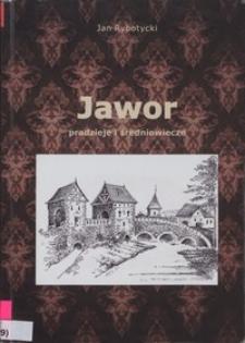 Jawor : pradzieje i średniowiecze
