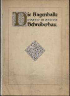 Die Sagenhalle des Riesengebirges (Schreiberhau) : der Mythus von Wotan-Rübezahl in Werken der bildenden Kunst
