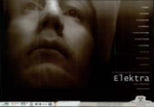 Elektra - plakat [Dokument życia społecznego]