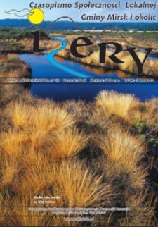 Izery : czasopismo społeczności lokalnej Gminy Mirsk i okolic, 2009, nr 12 (październik)