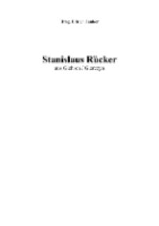 Stanislaus Rücker aus Giehren [Dokument elektroniczny]