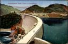 Pilchowice - zapora w dolinie Bobru z elektrownią wodną  [Dokument ikonograficzny]