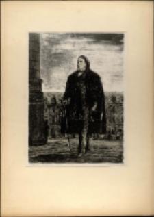 Fr. Chopin w Paryżu. Wariant III [Dokument ikonograficzny]