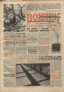 Nowiny Jeleniogórskie : magazyn ilustrowany ziemi jeleniogórskiej, R. 8, 1965, nr 12 (365)