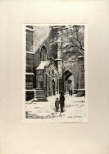 Kościół Parafialny (fragment) [Dokument ikonograficzny]