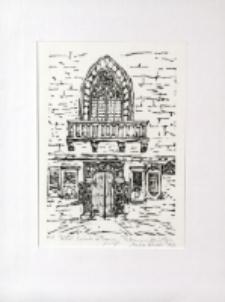 Portal Kościoła św.Erazma i Pankracego w Jeleniej Górze [Dokument ikonograficzny]