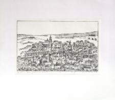 Jelenia Góra-Panorama miasta [Dokument ikonograficzny]