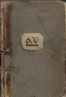 600 [Księga wzorów Huty Josephine]