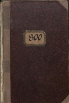 800 [Księga wzorów Huty Josephine]