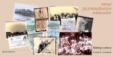 Drogi Jeleniogórskich Sybiraków : katalog wystawy 20 sierpnia - 17 września [Dokument życia społecznego]