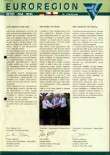 Euroregion Nysa : biuletyn informacyjny Stowarzyszenia Gmin Polskich Euroregionu Nysa, 2004, nr 1