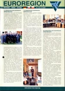 Euroregion Nysa : biuletyn informacyjny Stowarzyszenia Gmin Polskich Euroregionu Nysa, 2005, nr 8