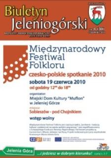 Biuletyn Jeleniogórski : bezpłatny miesięcznik informacyjny, 2010, nr 6 (30)