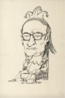 Karykatura Zbigniewa Martina [Dokument ikonograficzny]