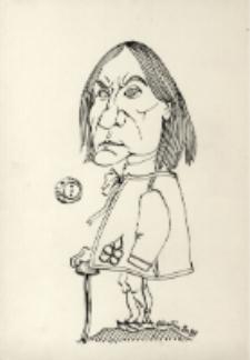 Karykatura Marka Likszteta [Dokument ikonograficzny]