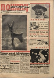 Nowiny Jeleniogórskie : magazyn ilustrowany ziemi jeleniogórskiej, R. 10, 1967, nr 4 (461)