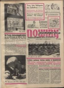 Nowiny Jeleniogórskie : magazyn ilustrowany ziemi jeleniogórskiej, R. 10, 1967, nr 6 (463)