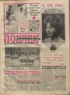 Nowiny Jeleniogórskie : magazyn ilustrowany ziemi jeleniogórskiej, R. 10, 1967, nr 9 (466)
