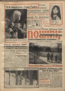 Nowiny Jeleniogórskie : magazyn ilustrowany ziemi jeleniogórskiej, R. 10, 1967, nr 11 (468)