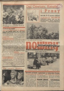 Nowiny Jeleniogórskie : magazyn ilustrowany ziemi jeleniogórskiej, R. 10, 1967, nr 18 (475)