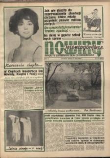 Nowiny Jeleniogórskie : magazyn ilustrowany ziemi jeleniogórskiej, R. 10, 1967, nr 19 (476)
