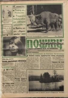 Nowiny Jeleniogórskie : magazyn ilustrowany ziemi jeleniogórskiej, R. 10, 1967, nr 27 (484)