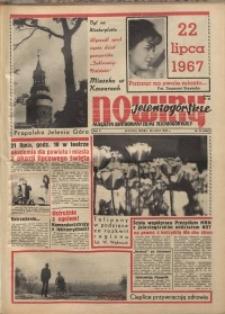 Nowiny Jeleniogórskie : magazyn ilustrowany ziemi jeleniogórskiej, R. 10, 1967, nr 29 (486)