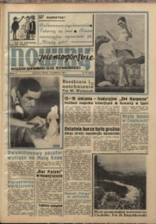 Nowiny Jeleniogórskie : magazyn ilustrowany ziemi jeleniogórskiej, R. 10, 1967, nr 32 (489)