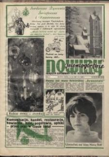 Nowiny Jeleniogórskie : magazyn ilustrowany ziemi jeleniogórskiej, R. 10, 1967, nr 51-52 (508-509)