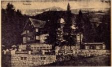 Karpacz - wilia z tarasem w tle Karkonosze [Dokument ikonograficzny]