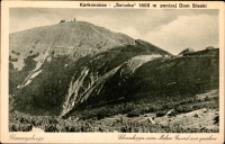 Riesengebirge. Schneekoppe vom Melzer-Rund aus gesehen [Dokument ikonograficzny]