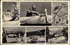 Szklarska Poręba - Karkonosze zimą [Dokument ikonograficzny]