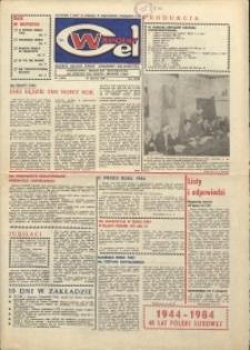 """Wspólny cel : gazeta załogi ZWCH """"Chemitex-Celwiskoza"""", 1984, nr 1 (902)"""