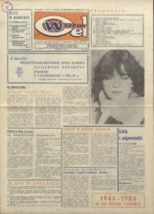 """Wspólny cel : gazeta załogi ZWCH """"Chemitex-Celwiskoza"""", 1984, nr 7 (908)"""