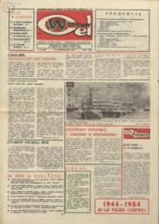 """Wspólny cel : gazeta załogi ZWCH """"Chemitex-Celwiskoza"""", 1984, nr 29 (930)"""