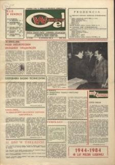 """Wspólny cel : gazeta załogi ZWCH """"Chemitex-Celwiskoza"""", 1984, nr 32 (933)"""