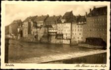 Görlitz. Alte Hanser an der Neisse [Dokument ikonograficzny]