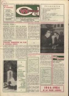 """Wspólny cel : gazeta załogi ZWCH """"Chemitex-Celwiskoza"""", 1984, nr 35-36 (936-937)"""