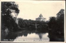 Görlitz. Partie an der Neisse. Reichenberger Brucke u. Ruhmeshalle [Dokument ikonograficzny]